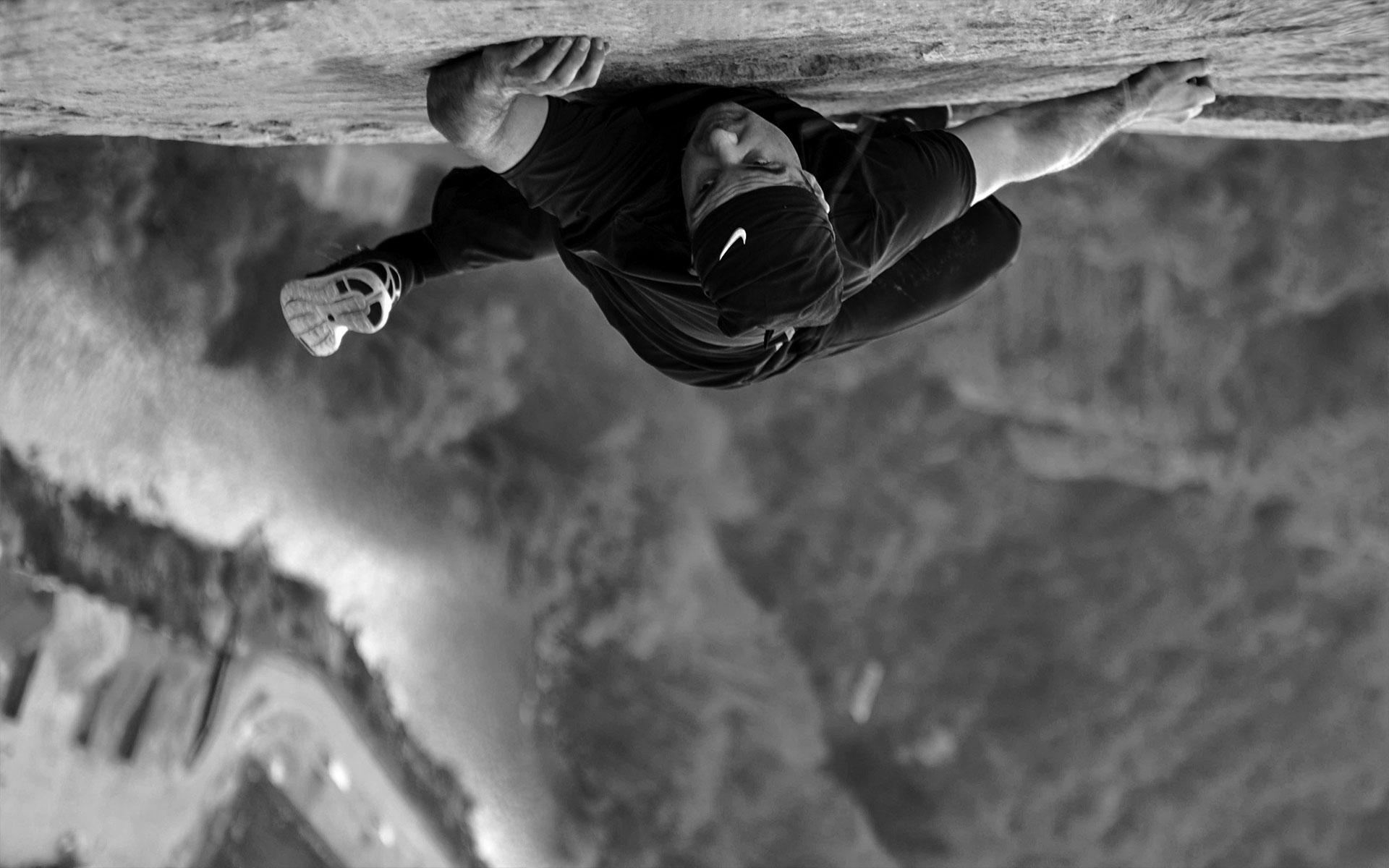 Or climb